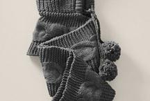 Yarn, knit and crochet