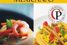 recetas mediterraneas y mexicanas
