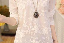 blusas delicadas