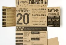 invites/decorations / for american diabetes association