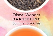 Black Teas / Black Teas are probably the most produced and consumed tea type in the world. Black Teas are fully fermented/oxidized teas and are known for their exquisite flavor, strength & aroma