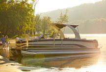 Party barge pontoon - pontoons.com