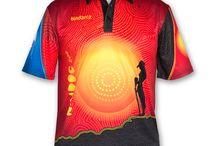 Naidoc 2014 Range / Our full range of 2014 Naidoc Week clothing. Available to buy online at shop.bundarra.org