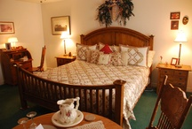 "Rooms for Romance  / Some of Utah bed and breakfast inns' most ""romantic"" rooms"