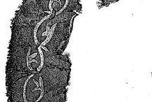 Viking, Mammen textiles