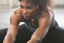 role model Serena Williams