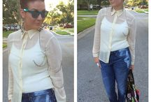 Label Whore / Gianni Versace blouse Gap jeans DSW shoes Hot topic sunglasses Paul's boutique bag Dublin, Ireland