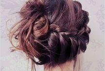 great hair...nails...make-up... / by Barbara David-Jackson
