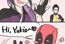 Deadpool lol