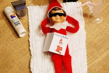 Elf on the shelf / by Lindsey Martin