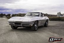 1965 Sting Ray / This is a beautiful 1965 Chevrolet Corvette Sting Ray that we have in our showroom right now. An absolutely beautiful car