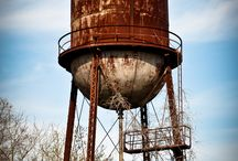 Water Towers / by Kit Emigh Ream