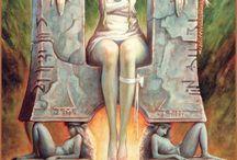 Occult artwork
