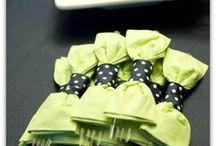 Bowtie Boy {Shower} / baby shower for a good friend all things bow ties and blue