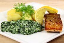 Aftensmad - inspiration / Inspiration til aftensmad