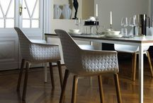 Dining rooms / by Kris Mitchem