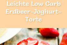 Low Carb Kuchen und Torte