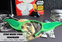 Geek Stuff ~ Star Wars Harry Potter LOTR etc / by Jenn Peters | Because I'm Cheap