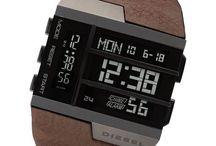 Erkek kol saatleri dizel