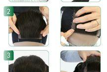 wigs tutorial