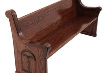 Church Pews and Church Seating