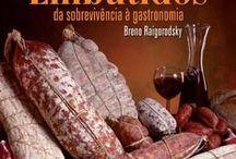 Livros Gastronomia e afins