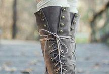 Lace Boots & Cuffs ❤❤❤