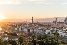 Vacansoleil - Florence / Dé renaissancestad van Italië. Bekend vanwege de Ponte Vecchio en de vele musea. Combineer een trip naar deze kunstzinnige stad met een verblijf op een van de vele Vacansoleil campings in Toscane.  http://www.vacansoleil.nl/camping/italie/toscane/