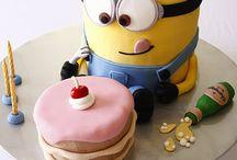 My new hobby...cakes