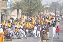 Sadbhavna Rally Bathinda 2015 /  #PunjabPeaceRally  the voice of sikhs to respect akal takht