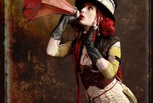 Steampunk Photoshoot concepts
