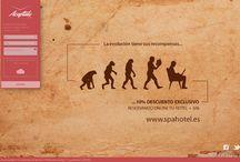 Spa Hotel por el mundo...