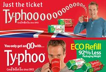 Typhoo Campaign / Typhoo wanted to focus on female tea drinkers, mostly housewives, as they tend to take up regular tea drinking at an earlier age than men. We planned and bought media covering TV channels, Outdoor, Tactical, developed Outdoors and TV campaigns that targeted UK housewives with children, which reached 8,142,000 people. www.mediareach.co.uk/portfolio_page/typhoo