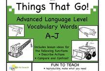 Language Processing Activities