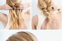 """Summer Hair 2015 / The perfectly """"undone"""" styles of Summer"""