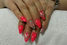 Debby nails Salon Paradise / sledujte moje  nechtiky pre inšpiráciu