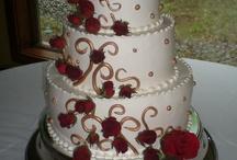 Wedding Cakes / by Scotti Padgett