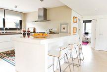 Ideas hogar / Cocinas Abiertas