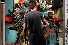Art I LOV  / Art is inspritation , inspritation is the fuel that feeds life