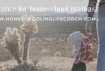 Homeschooling Life Coach