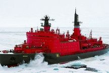 Arctic fleet and Icebreakers