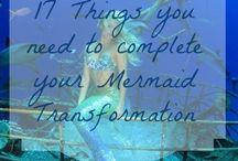 im a mermaid trust me