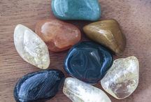 ** Crystal Kits for Sale ** / Crystal kits for chakra balancing, abundance, reclaiming your joy, connecting with your calm and communicating with angels; with more kits to come.