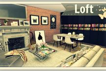 Sims 4 - Lots