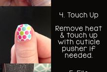 Jamberry Application Tips and Tricks