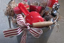 Gift Baskets / by Dena Rae