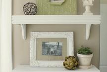 Home Decor Inspirations / by Sammy Mac Donald