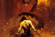 The Art of Frank Frazetta / by Lyn Parker Gill