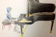 notable student work / by Tiffany Georgiadis