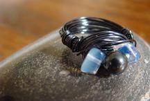LSJayHandmade / Handmade jewelry (rings, earrings and pendants)